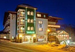 Hotel Waldfrieden - Familie Stocker