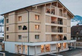 """Alpine Boutique Appartements """"das bleibt"""""""