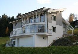 Wohnhaus - Hermann Tritscher